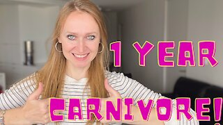One year carnivore: Here's what happened
