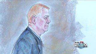 Re-trial for Border Patrol agent begins