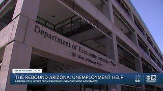 Unemployment help in Arizona