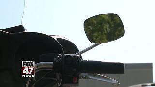 MI SOS talks motorcycle safety