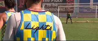 Lights FC host first home game of the season