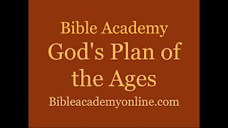 God's Plan Lesson 8