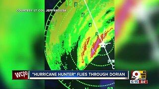 Hurricane hunter shares up-close view of storms like Dorian