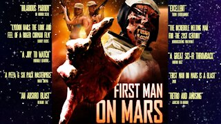 First Man on Mars SCI-FI HORROR Movie Trailer