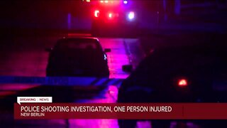 DOJ investigating after New Berlin officer-involved shooting