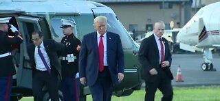 President Trump says he'll eliminate payroll tax
