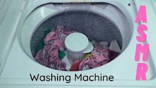 Washing Machine Complete Cycle ~ ASMR ~