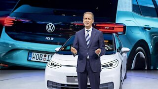 Volkswagen May Sell Self-Driving Cars As Soon as 2025
