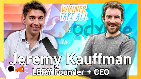 Fighting Big Tech, Saving Crypto, and Free Speech Online   LBRY + Odysee CEO Jeremy Kauffman