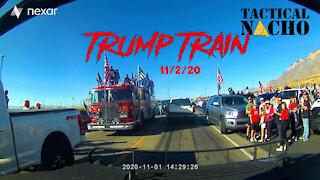 Utah Trump Train!