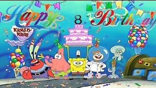Happy 8th Birthday Noah