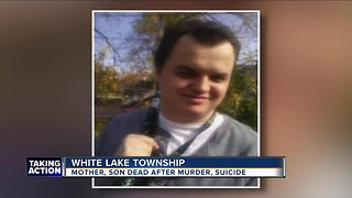 White Lake mother son death ruled homicide suicide