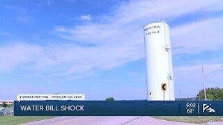 Water bill shock