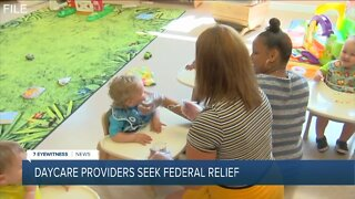 Daycare providers call for more funding