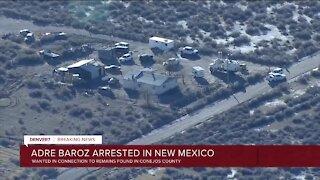 "Colorado suspect known as ""Psycho"" is arrested"