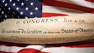 Freedom Isn't Free / The Declaration Made This Clear