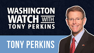 Tony Perkins Gives an On The Ground Report on Ida Hurricane Relief Efforts in Louisiana