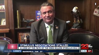 Covering America: Stimulus negotiations stalled