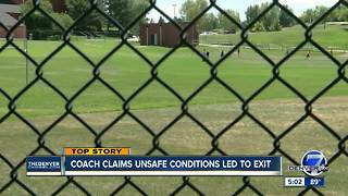 Eaglecrest High School football coach resigns with scathing letter