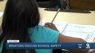 Ohio's U.S. senators discuss school funding for safety upgrades