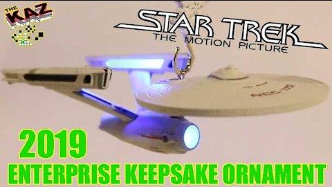 2019 Enterprise Keepsake Ornament