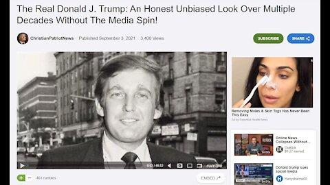 Trump n'est pas un raciste = preuves