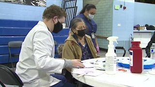 Hard hit by coronavirus, Denver clinic helps Native Americans get vaccinated