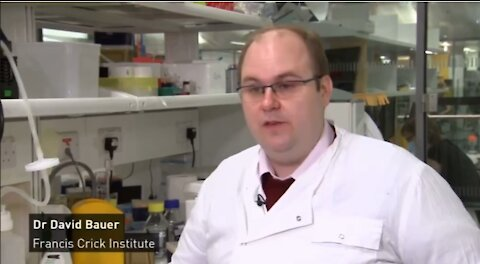 """Dr.David Bauer: Recipients of the Pfizer """"vaccine"""" have lower amounts of antibodies"""