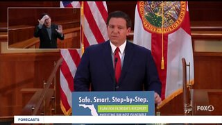 Governor DeSantis wants schools to reopen