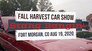 Fall Harvest Car Show 2020 - Fort Morgan, CO