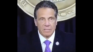 5/2021 - ANDREW CUOMO SAYS YOU CAN'T MANDATE COVID-19 VACCINES