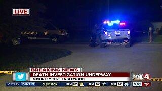 Death investigation underway in Charlotte County
