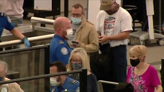 Passenger allegedly bites 2 TSA agents at DIA, agency reminded travelers to remain 'respectful'