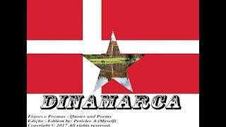 Bandeiras e fotos dos países do mundo: Dinamarca [Frases e Poemas]