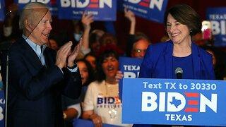 Joe Biden Launches Search For Running Mate