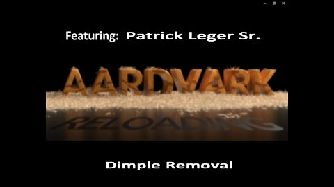 Homemade Primers - Dimple Removal featuring Patrick Leger Sr.