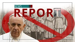Catholic — News Report — Pope Solidifies Ministries for Women