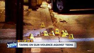 Tackling teen violence: Community discussion with teens on ways to curb violence