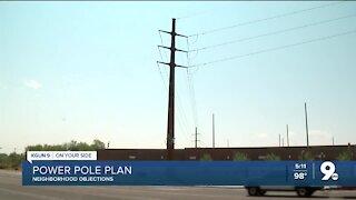 Power line plan worries UA area residents