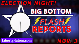 Election 2020: Liberty Nation Flash Reports