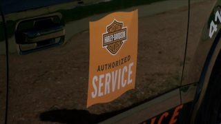 Harley-Davidson offering roadside service
