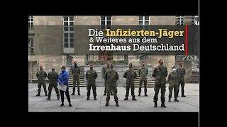Die Infizierten-Jäger & weiterer Irrsinn aus dem Irrenhaus Deutschland   Oliver Flesch