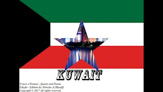 Bandeiras e fotos dos países do mundo: Kuwait [Frases e Poemas]