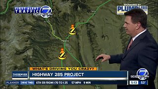 What's Driving You Crazy?: Highway 285 project