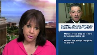 Milwaukee Common Council approves settlement with ousted chief Alfonso Morales