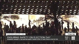 Ensuring safety on Election Day in Arizona