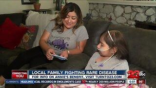 Local family bringing awareness against Lupus