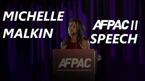 Michelle Malkin Speaks at the Second America First Political Action Conference