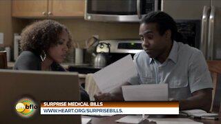 SUPRISE MEDICAL BILLS