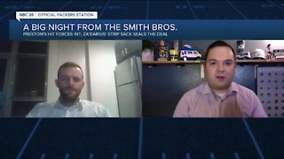 Packers reporter Matt Schneidman talks win over 49ers, the Packers' COVID situation & more